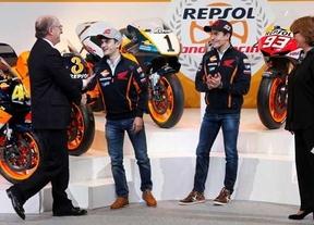 Repsol y Honda celebran el 20º aniversario del patrocinio más exitoso en la historia del mundial de motociclismo