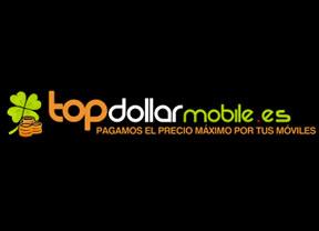 Encuesta sobre reciclaje de teléfonos móviles en España por TopDollarMobile