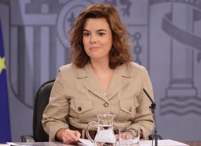 Saénz de Santamaría niega que España acuda al rescate: