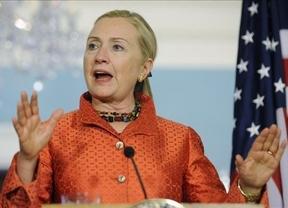 Reciben en Egipto a Hillary Clinton con gritos de
