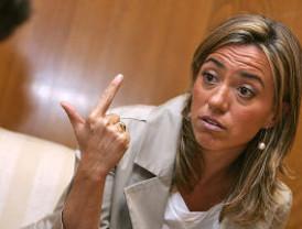 Esperanza Aguirre por fin rompe su silencio y 'reparte' por igual a Gómez y Jiménez