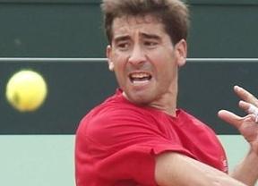 Austria recorta las distancias en la Davis con un partido de dobles épico