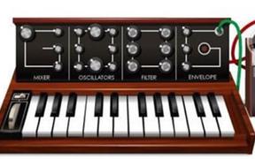 Google recuerda a Robert Moog con un sintetizador interactivo