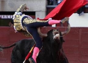 Corrida de la Prensa: cornalón y triunfo de un torerazo, Iván Fandiño
