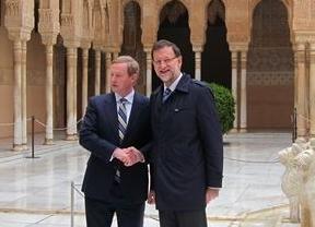 Rajoy descarta hacer cambios en su Gobierno y dice que se creará empleo antes de que finalice la legislatura