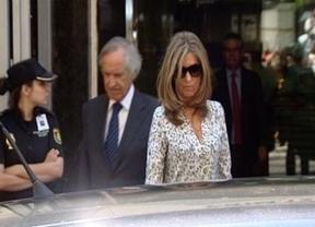 La mujer de Luis Bárcenas da plantón al juez y no se presenta ante la Audiencia Nacional