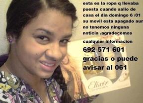 Sin noticias de la joven sordomuda desaparecida en Cuenca