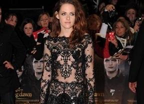 Kristen Stewart se desnuda en 'On the road'... y luce transparencias para promocionar 'Amanecer pt.2'