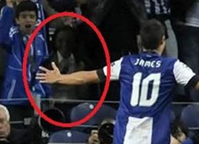 La verdadera historia del fantasma que apareció en las gradas del estadio del Oporto