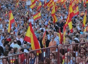 Manifestación de víctimas del terrorismo: no todas las asociaciones 'perdonan' al Gobierno, ni se suman al desacato