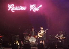 Russian Red regresa a Madrid y lo hace por todo lo alto