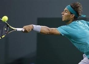 Suma y sigue: partidazo de Nadal: derrota a  Berdych y se mete en la finalísima de Indian Wells