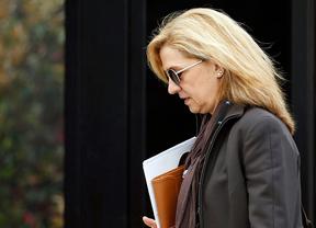 El fiscal pide a Castro que reduzca la fianza de la Infanta hasta los 450.000 euros