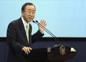 Para Ban ki Moon la situación en Siria es 'insostenible' y pide actuar para acabar con el conflicto