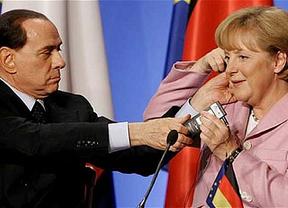 El lío de Italia: llegan las elecciones con Berlusconi y la izquierda empatados... ¡y Europa dirigiendo el voto!