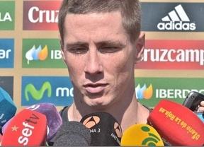 Torres espera aprovechar el amistoso frente a Bolivia para ganarse un hueco en la lista del Mundial