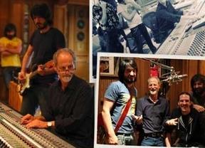 Última Experiencia graba con el productor de Hendrix y Diariocrítico regala dos entradas para ver la presentación