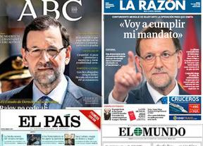 Frente mediático conservador para salvar la imagen del presidente Rajoy: guerra entre periódicos para elegir bando