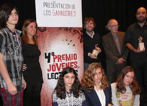 Los chavales también leen y escriben bien: Josan Hatero y Use Lahoz, Premio La Galera Jóvenes Lectores