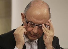 Cristobal Montoro, todo por el déficit