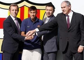 Sorprendente Bartomeu: dice que Rosell no dimitió del Barça por el caso Neymar, sino por