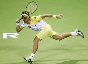 Ferrer sigue pegando duro al inicio de la temporada: ya está en segunda ronda de Doha