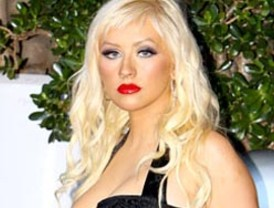 Cristina Aguilera y Eminem son vetados en China