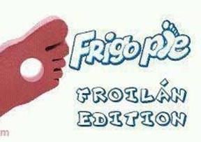 'Cadena de e-mails': La nueva edición del Frigopie llevará el nombre de Froilán