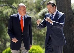 Rajoy confirma que no está en sus planes regular el papel del heredero a la Corona