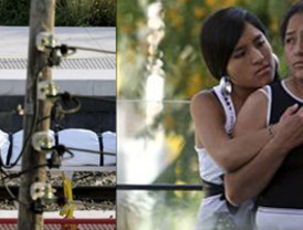 Ofrecen a la prensa fotos y videos del trasplante a Sandro