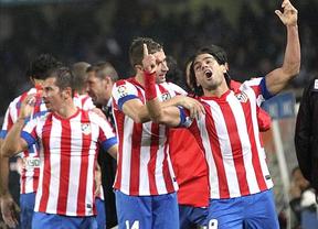 Ya ponen sustitutos para Falcao en el Atleti: el uruguayo Cavani es el favorito