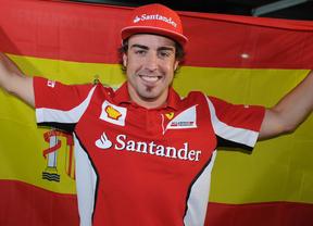 Alonso, contento de vivir y ¡pagar impuestos! en España