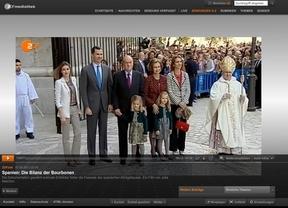 La televisión alemana emite un especial sobre la Monarquía española, esta vez sin segundas