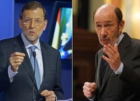 Malas noticias para el PP, que baja un punto, y peores para el PSOE, que cae dos