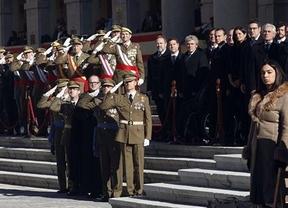 La Academia de Infantería de Toledo celebra su patrona