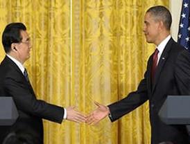 Obama y Hu prometen cooperación, firman acuerdos