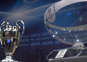 La diosa Fortuna se viste de española en el sorteo de Champions: Bayer Leverkusen-Barça y CSKA-Real Madrid
