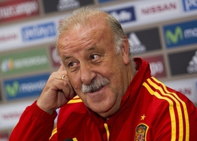 La Roja, más sevillista: Del Bosque llama a Vidal, Vitolo y Rico para los partidos frente a Costa Rica y Bielorrusia