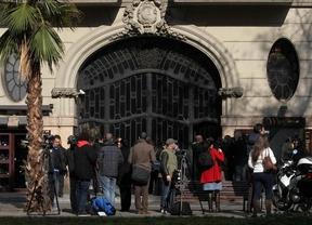 La Policía termina el registro de la sede de Método 3 tras incautar dos ordenadores y cinco legajos