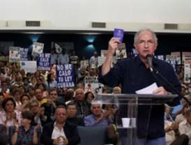 Ledezma asegura que mayoría desaprueba paquete de leyes
