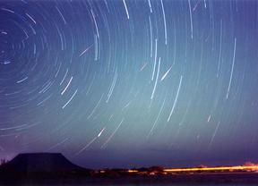 Una noche bajo un cielo de estrellas