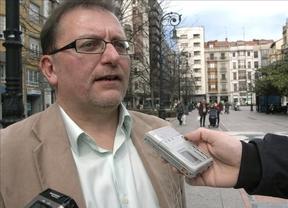 Iglesias (IU) ve 'crudo' el futuro de Asturias con los pactos entre Cascos y el PP