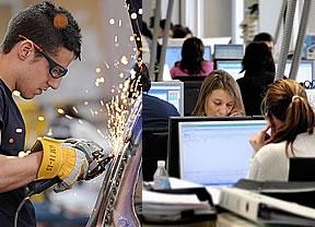 ¿Cómo sobrevive un país con cinco millones de parados?: Gracias a la Economia sumergida y a las redes de apoyo social
