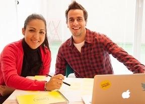 Lucas y Ángela, reinventarse y evolucionar para poder comunicar