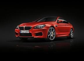 BMW amplía a 600 caballos la potencia del paquete de competición de los M6 Coupé, Gran Coupé y Cabrio