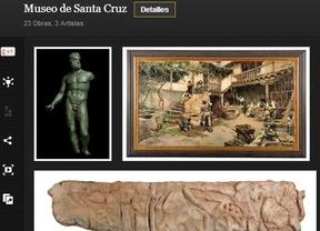 El Museo de Santa Cruz de Toledo se incorpora a Google Art Project