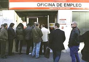 Los trabajadores afectados por ERE aumentaron un 3,7% hasta julio