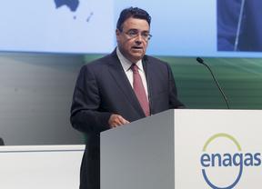 Enagás ganó 308,1 millones hasta septiembre, un 1,5% más tras el nuevo marco regulatorio del sector