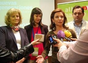 María Delicado, presidenta de NN.GG. Albacete