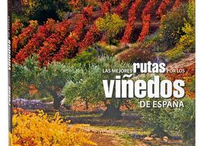 Un libro propone rutas por los viñedos de Castilla-La Mancha, el
